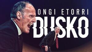 Beşiktaştan ayrılan Dusko Ivanovic, Saski Baskoniaya geçti