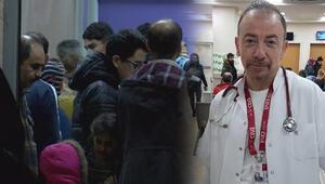İstanbulda acil servislerde yoğunluk Hasta vatandaş: 25 gündür kurtaramıyorum kendim