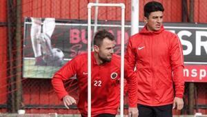 Gençlerbirliği, Beşiktaş maçının hazırlıklarına başladı