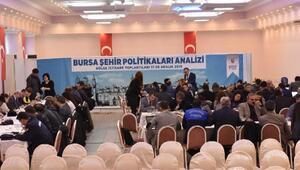 Mustafakemalpaşa, Şehir Politikaları Analizi çalıştayına ev sahipliği yaptı