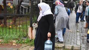 İzmirde su kesintileri