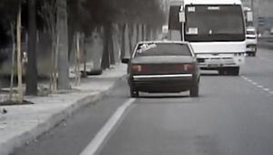 Son dakika: Drift yaparken polis takibine takılmıştı.. 15 bin TL para cezası kesildi