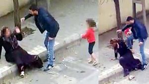 Son dakika haberler: Bu görüntüler büyük tepki çekmişti Eşini döven kocaya 4,5 yıla kadar hapis istendi