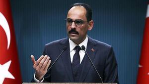 Cumhurbaşkanlığı Sözcüsü İbrahim Kalın, basın toplantısı düzenledi
