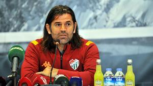 Bursasporun hocası İbrahim Üzülmez: Transfer gerekiyor