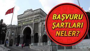 İstanbul Üniversitesi 17 araştırma ve öğretim görevlisi alacak Başvuru şartları neler