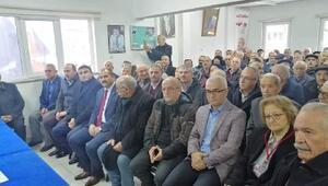 Orhanelide Yaşar Aslan oy birliği ile tekrar başkan seçildi
