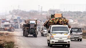 İdlibliler Suriye tarafında tutuluyor: 215 bin insan sınıra yığıldı