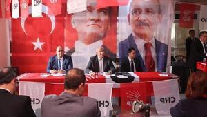 CHP Köşkte Mehmet Güldenk ile devam dedi