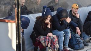 Rekor Edirnede... Türkiye genelinde 441 bin kişi yakalandı