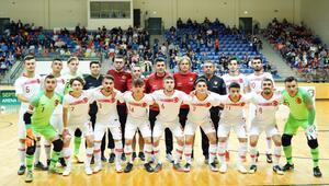 Futsal 19 Yaş Altı Milli Takımının Kış Kupası aday kadrosu açıklandı