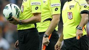 TFF 1. Ligde ilk yarının son haftasında oynanacak maçları yönetecek hakemler açıklandı