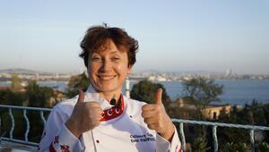 Rus şef Vorontsova Türk mutfağının lezzetlerini ve baharatlarını ülkesine tanıtıyor