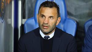 Okan Buruk UEFA Avrupa Ligindeki hedefi açıkladı
