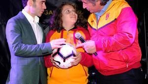 Fernando Musleranın idman topu 4 bin 500 TLye satıldı