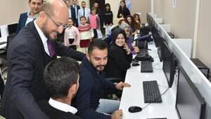 Niksar Belediyesi kurslarına yoğun ilgi