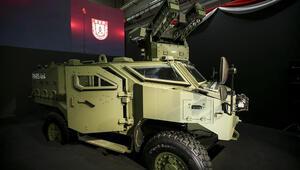 İlk silah taşıyıcı araçlar teslim edildi