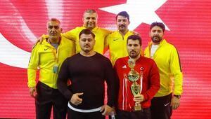 Türkiye Güreş Şampiyonası sona erdi