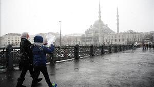 Kar ne zaman yağacak İstanbula kar yağışı ne zaman