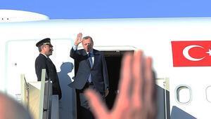 Cumhurbaşkanı Erdoğan Ankaraya geldi