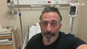 Cem Yılmaz hastanelik oldu, gösterisi iptal edildi