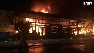 Son dakika haberi: Sultangazide korkutan yangın