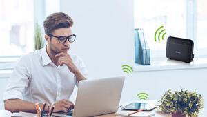 Zyxelden süper hızlı Wi-Fi bağlantısı sunan yeni modem