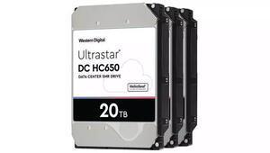 Western Digital, 20 TB kapasiteli yeni disk sürücüsünü duyurdu