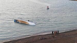 Son dakika... Van Gölünde göçmen faciası: 7 kişi öldü, 64 kişi kurtarıldı