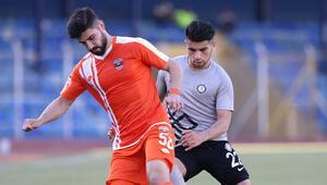 TFF 1. Ligde haftanın açılışı Adanada
