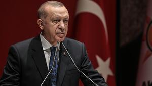 Son dakika haberi: Cumhurbaşkanı Erdoğan: Böyle bir davet olduğuna göre icabet ederiz