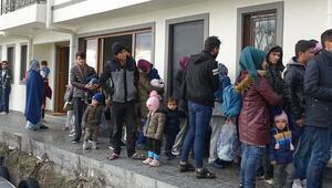 Çanakkalede 82 kaçak göçmen yakalandı