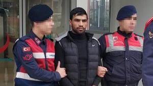 Cezaevi firarisi Topaçı JASAT yakaladı