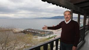 Mudanya Belediye Başkanı Türkyılmazdan Marmara Denizi çağrısı