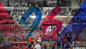 Altınordu Kulübü 96. yaşını kutladı