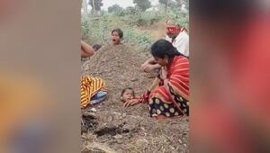 Engelli çocukları toprağa gömüp iyileşmelerini beklediler