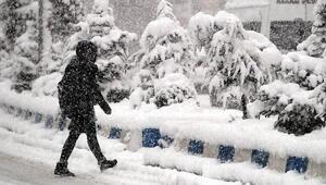 Son dakika haberi: Eğitime kar engeli O ilçelerde okullar tatil edildi