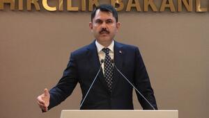 Son dakika... Bakan Kurum, Kanal İstanbulla ilgili çok tartışılan o sorunun yanıtını verdi