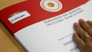OHAL komisyonu: 126 bin başvuru, 9600 kabul