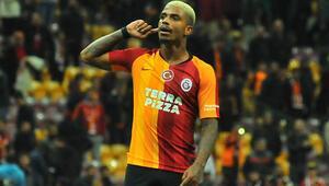 Galatasarayda Şener, Marcao ve Lemina sevinci