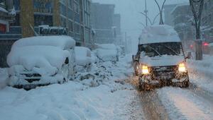 Son dakika: Van, Hakkari ve Adıyamanın bazı ilçelerinde eğitime kar engeli