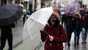 Meteoroloji'den son dakika uyarısı Sağanak geliyor…