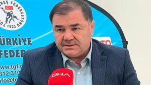 Güreş Federasyonu Başkanı Aydın: 2019 yılında Avrupaya İstiklal Marşımızı okuttuk
