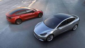 Çinde üretilen Tesla Model 3 araçlarına vergi muafiyeti uygulanacak