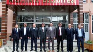Burdur Belediyeler Birliği toplandı