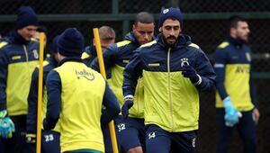 Fenerbahçe, Rizespor hazırlıklarını sürdürdü