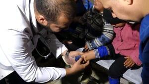 MSB duyurdu... Barış Pınarı Harekatı bölgesinde sağlık taraması