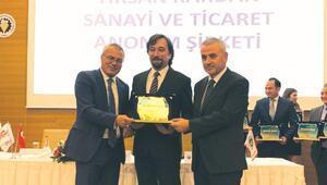 Tirsan Kardan'a Patent Ödülü