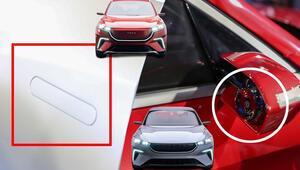 Son dakika Yerli otomobil tasarım ve özellikleri ile hayran bıraktı İşte o detaylar