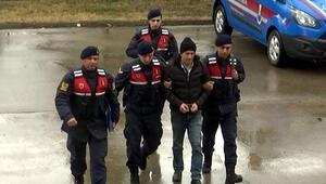 Cezaevi firarisi Mengen'de yakalandı